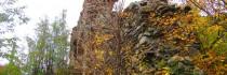 Die Festung von Talmesch